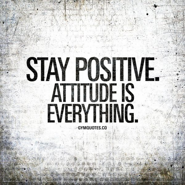 Positive Attitude Quotes: A Good Jiu-Jitsu Attitude At Gracie Barra
